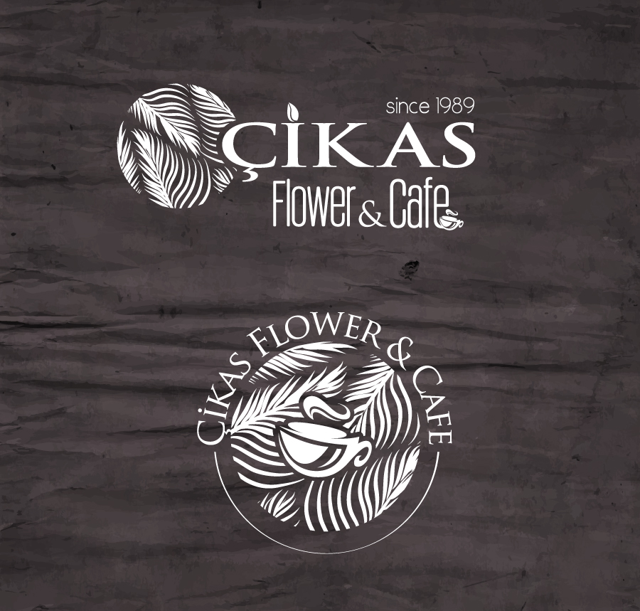 Çikas-Flower-&-Cafe-Logo